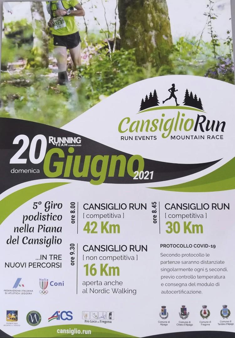 Alpago-5° Cansiglio Run