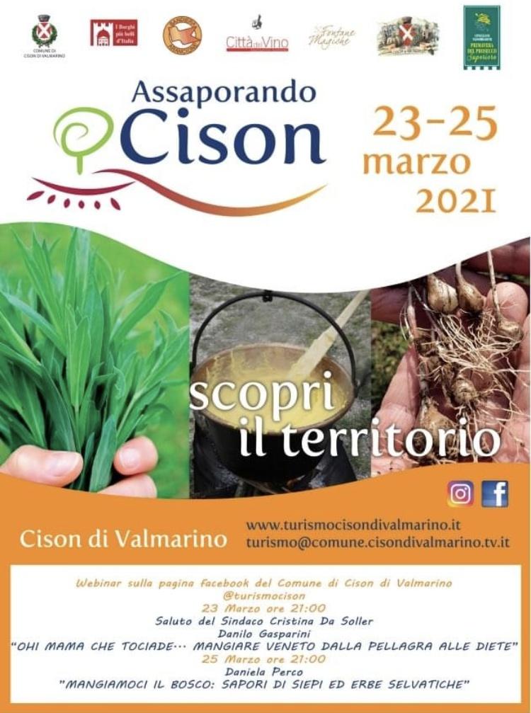 Cison di Valmarino-Assaporando Cison 2021