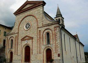 Revine Lago-Chiesa San Matteo Apostolo