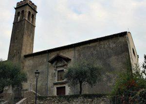 Revine Lago-Chiesa Santa Maria