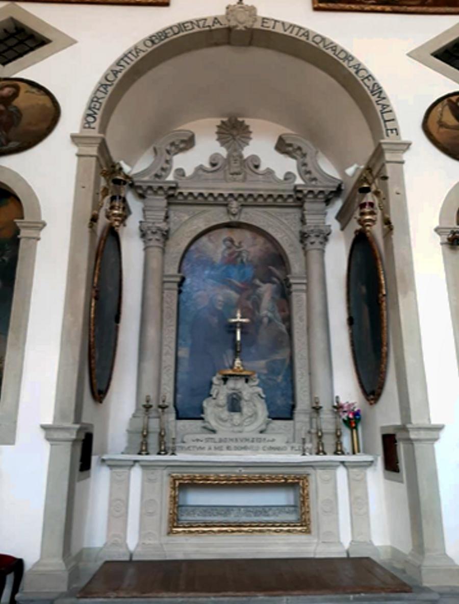 Revine Lago-Santuario San Francesco da Paola
