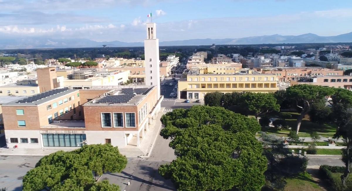 Sabaudia-Centro storico