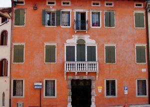 Sacile-Palazzo Ovio-Gobbi