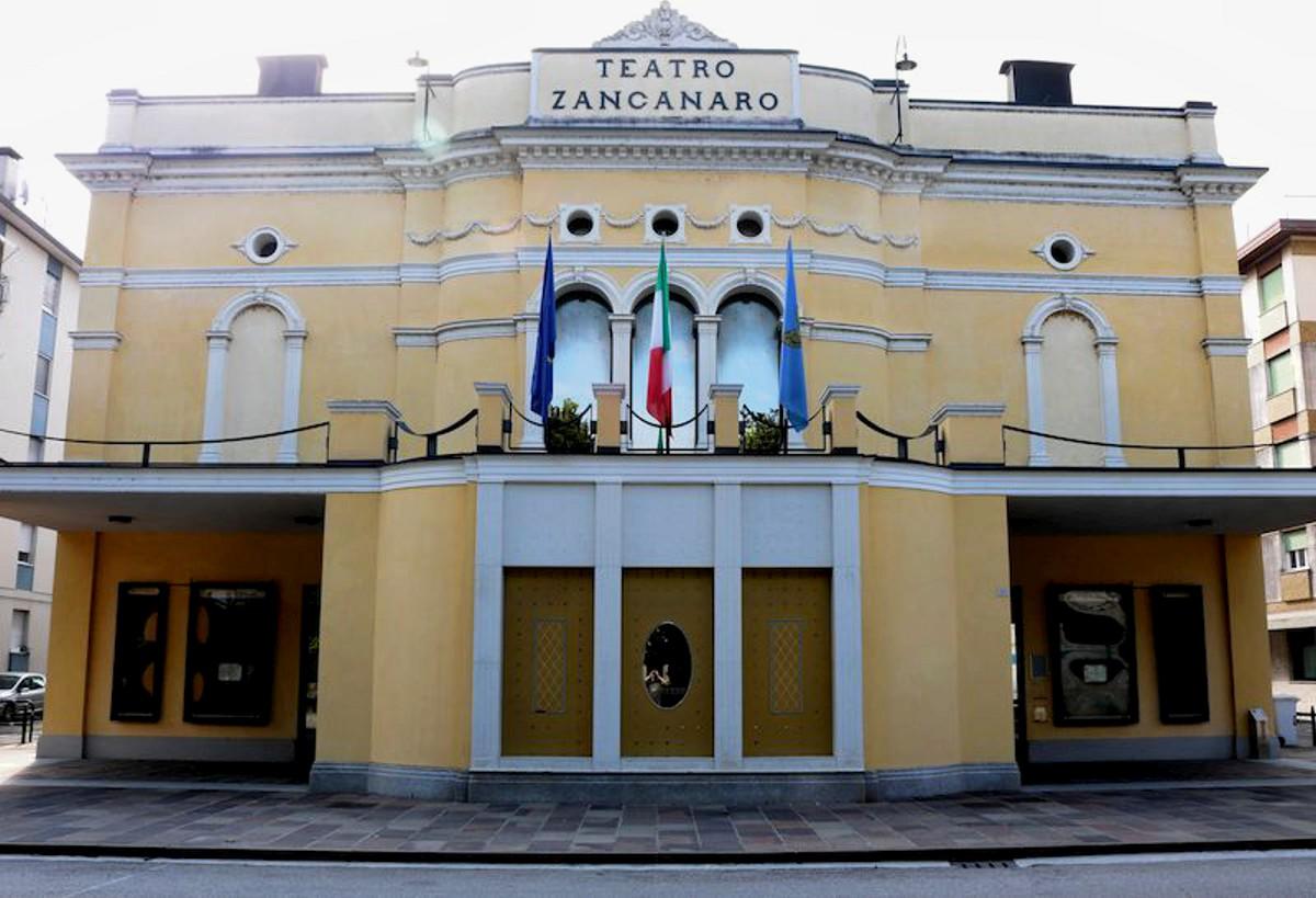 Sacile-Teatro Zancanaro