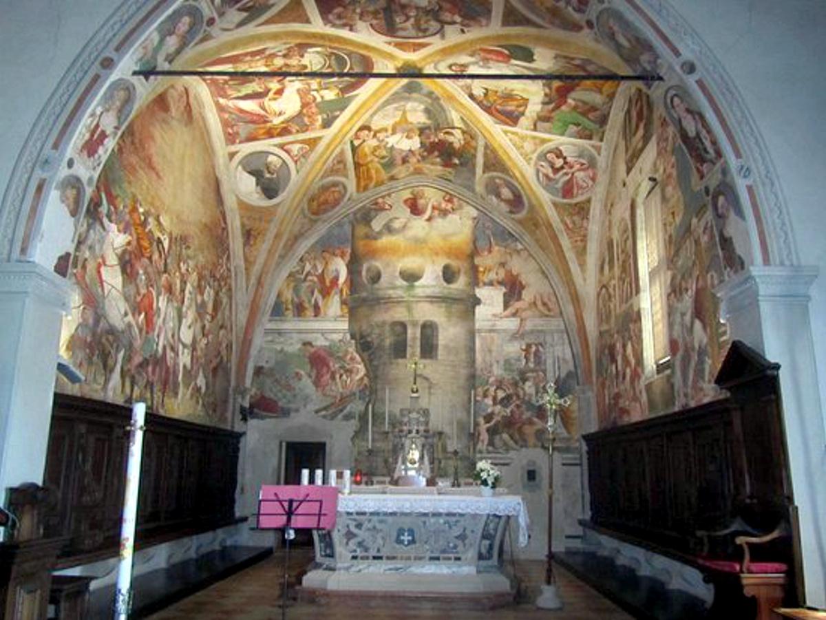 San Fior-Chiesa Santi Pietro e Paolo