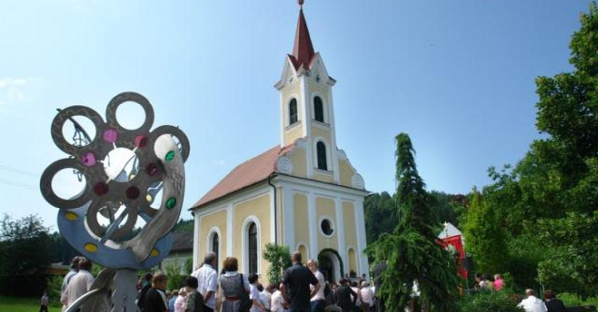 Mitterdorf an der Raab-chiesa parrocchiale