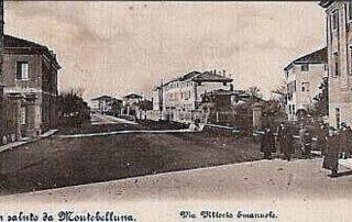 Montebelluna-foto storica