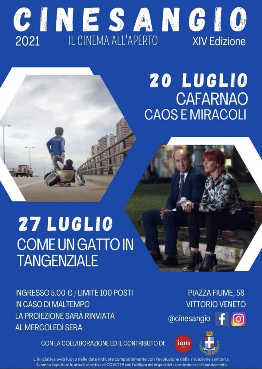 Vittorio Veneto-14° Cinesangio