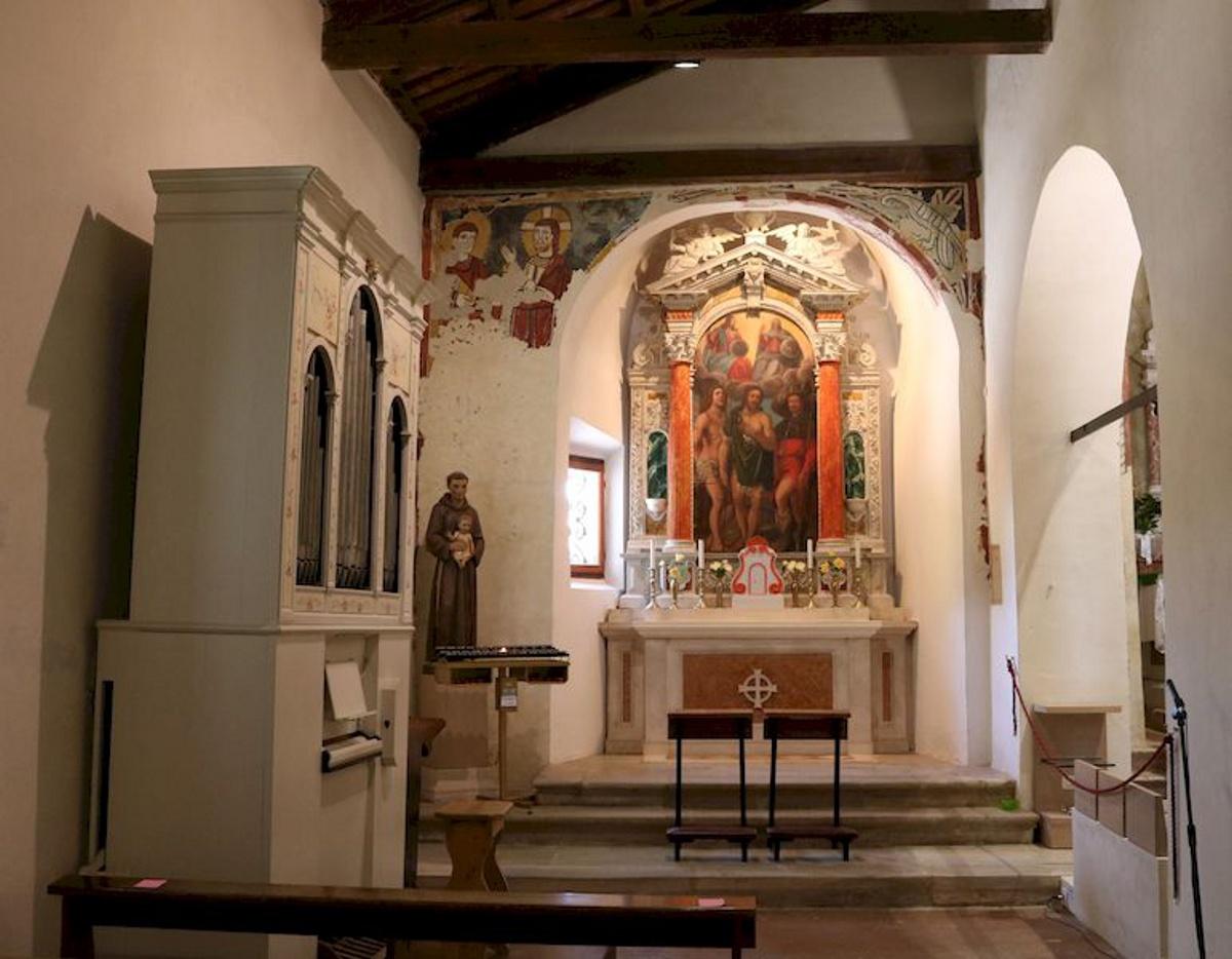 San Pietro di Feletto-Chiesa San Pietro Apostolo