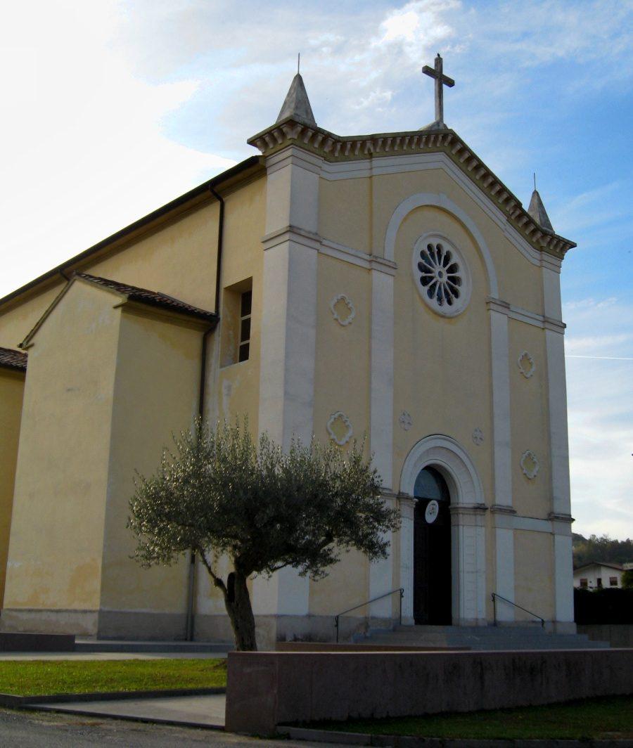San Pietro di Feletto-Chiesa Santa Maria in Betlemme