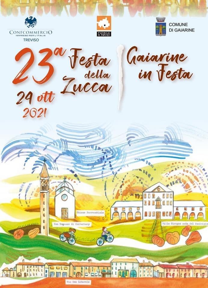 Gaiarine-24° Festa della zucca