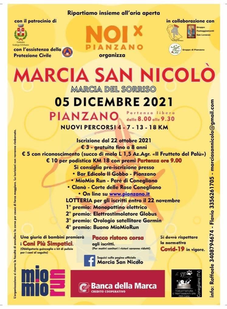 Godega Sant'Urbano-Marcia San Nicolò 2021