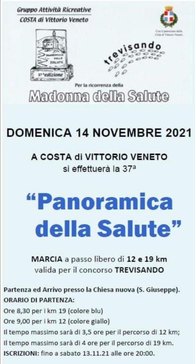 Vittorio Veneto-37° Panoramica della Salute